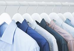 Repassage de chemises
